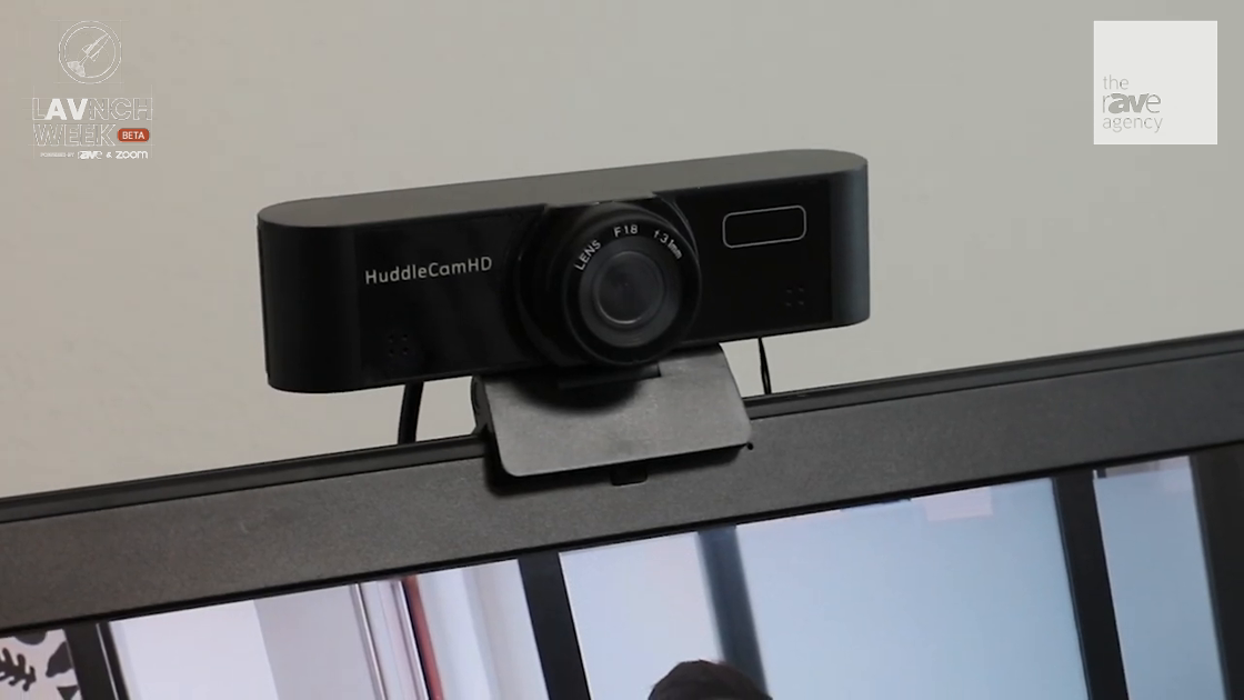 LAVNCH WEEK: HuddleCamHD Highlights Its Webcam 120 With USB 2.0