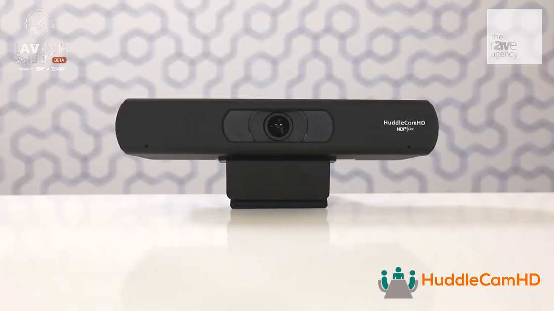 LAVNCH WEEK: HuddleCamHD Intros the 4K NDI Webcam
