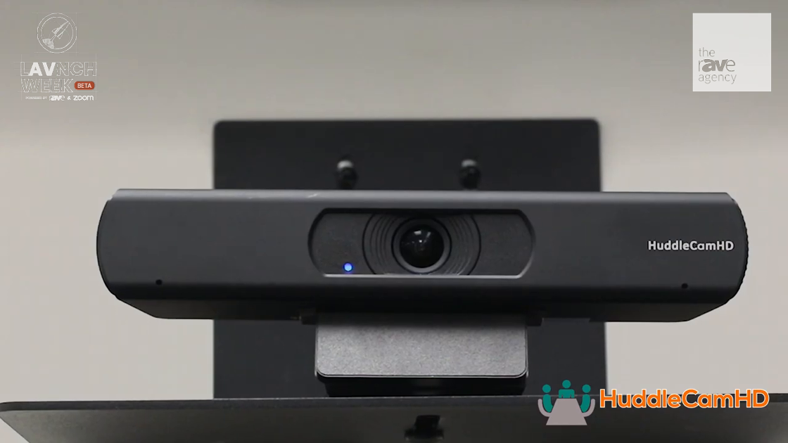 LAVNCH WEEK: HuddleCamHD Reveals Its 4K USB Webcam With Electronic Pan, Tilt and Zoom