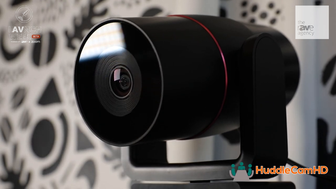 LAVNCH WEEK: HuddleCamHD Showcases The HuddlePair, a Wireless USB Speakerphone and Wide-Angle Webcam