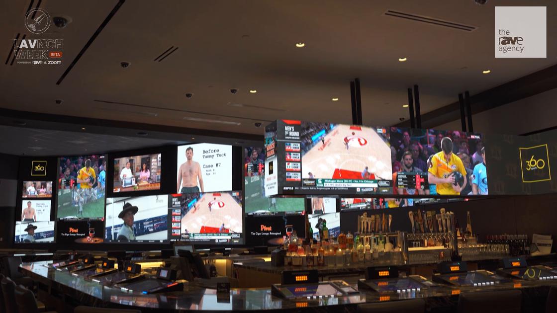 LAVNCH WEEK: Peerless-AV Overviews Its Seamless LED Video Wall Integration Program