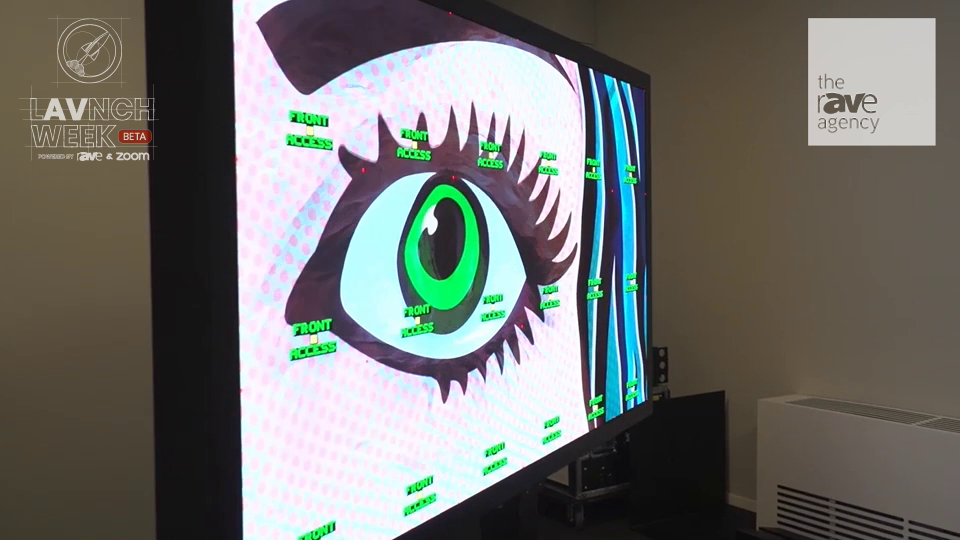 LAVNCH WEEK: Barco Showcases the Easy Installation of the Modular XT LED Display Series