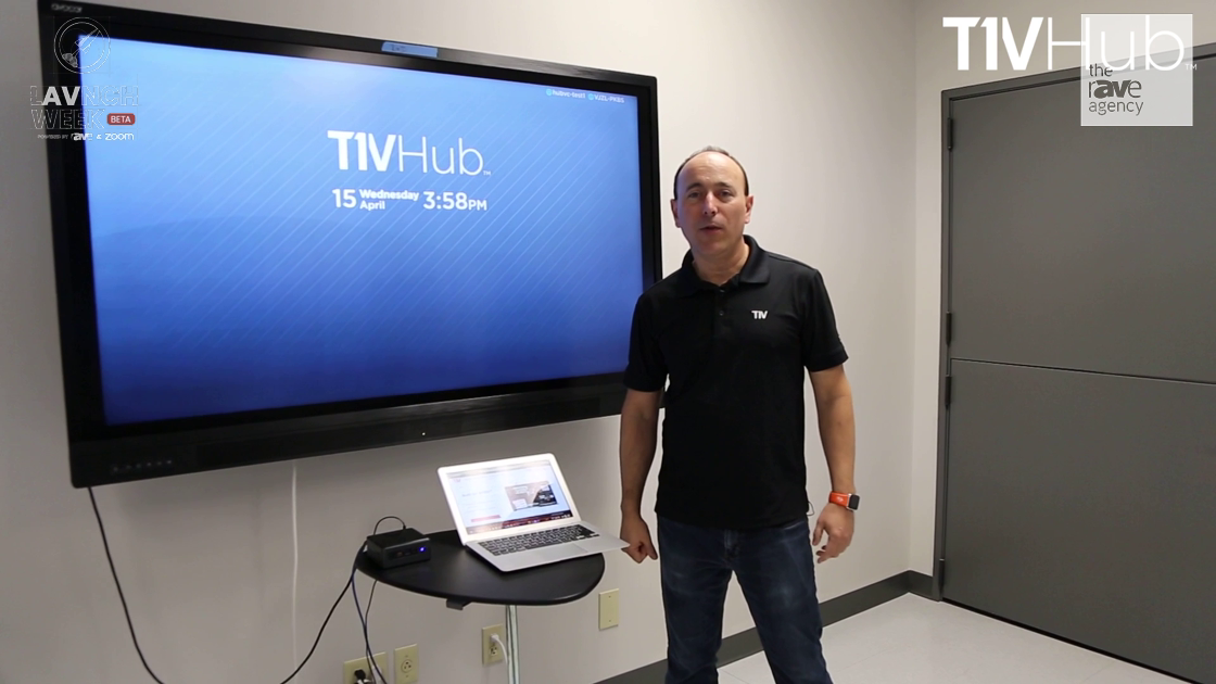 LAVNCH WEEK: The ALL NEW T1V Hub for Wireless Device Sharing