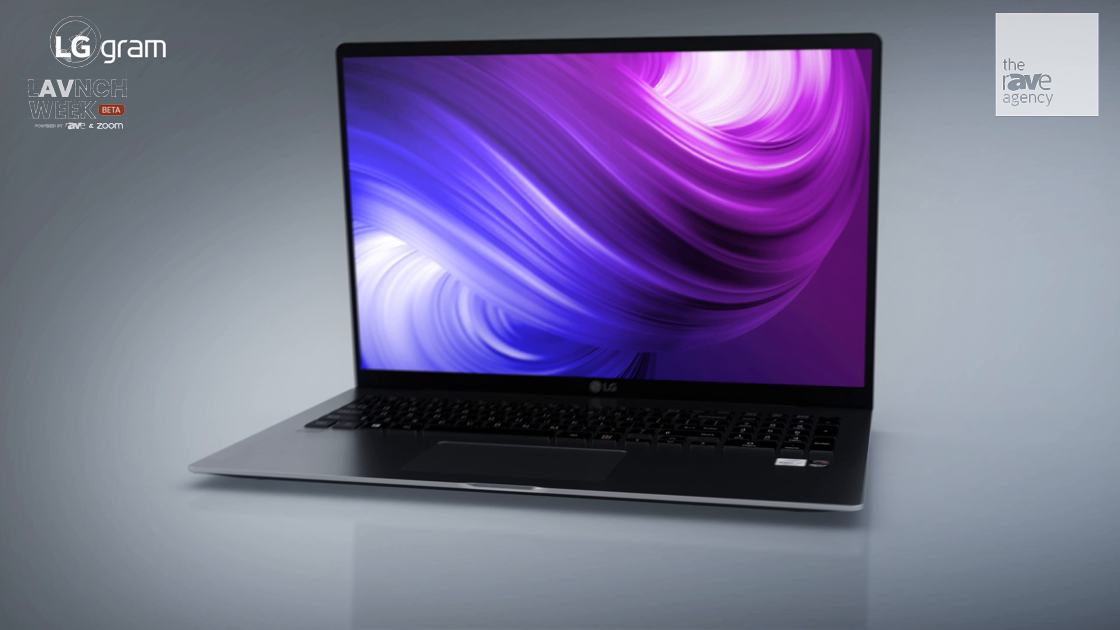 LAVNCH WEEK: LG Features the LG gram Durable, Lightweight Laptop With 17-Hour Battery Life