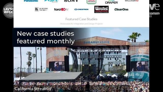 InfoComm 2020: AV-iQ Details Case Studies