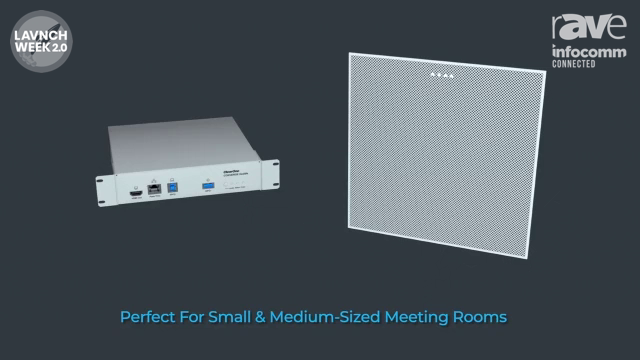 InfoComm 2020: ClearOne Features COLLABORATE Versa Pro CT for Small and Medium Sized Meeting Rooms