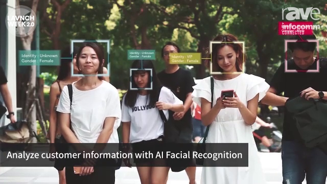 InfoComm 2020: CyberLink Features FaceMe Smart Retail AI Facial Recognition Engine