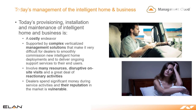 InfoComm 2020: ELAN Introduces Management Cloud for the Intelligent Home and Business