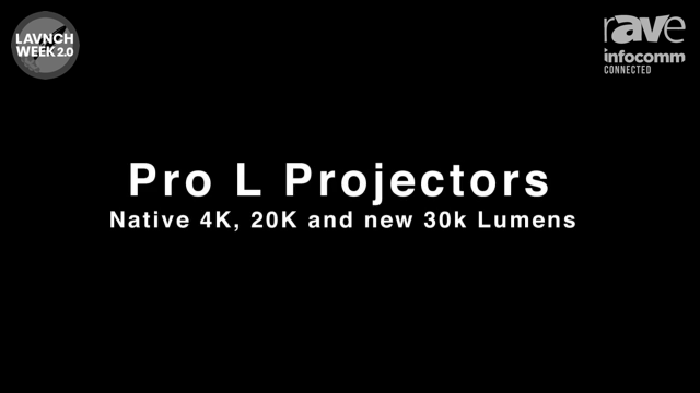 InfoComm 2020: EPSON Showcases Pro L Projectors Native 4K with 20K and New 30K Lumens
