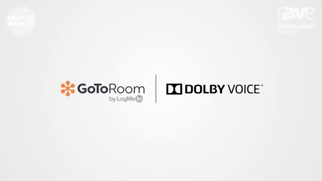 InfoComm 2020: GoToMeeting by LogMeIn Introduces GoTo Room