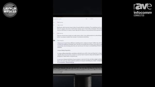 InfoComm 2020: GoToMeeting by LogMeIn is Powering Remote Work