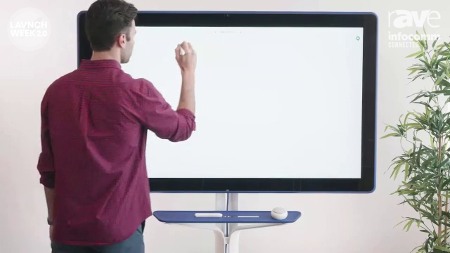 InfoComm 2020: Google Introduces Jamboard Collaboration Display