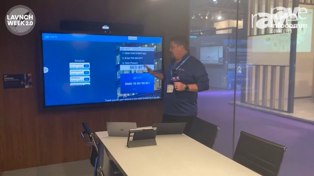 InfoComm 2020: Intel Unite Introduces Conference Room of the Future