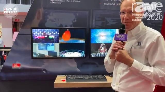 InfoComm 2020: Kramer Showcases TC82PHG-M