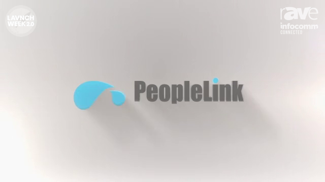 InfoComm 2020: PeopleLink Corporate Solutions Features InstaVC 4K Video Conference