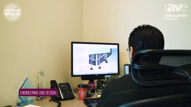 InfoComm 2020: Premier Mounts Tells Its Manufacturing Story