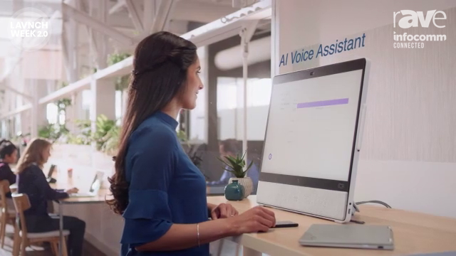 InfoComm 2020: ScanSource Communications Introducing the Webex Desk Pro