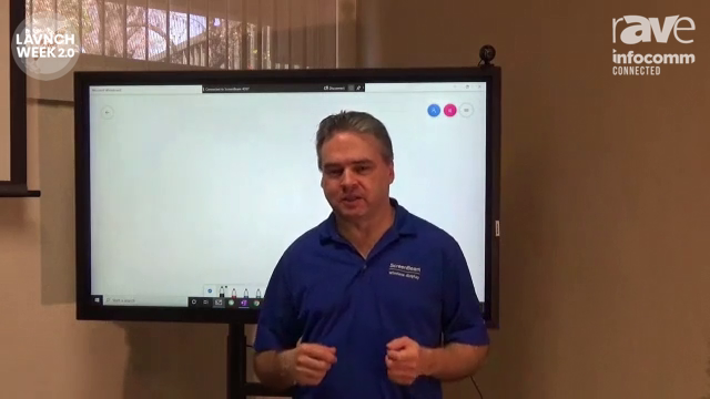InfoComm 2020: ScreenBeam Teaches How To Improve Windows Inking Experience on Wireless Whiteboard