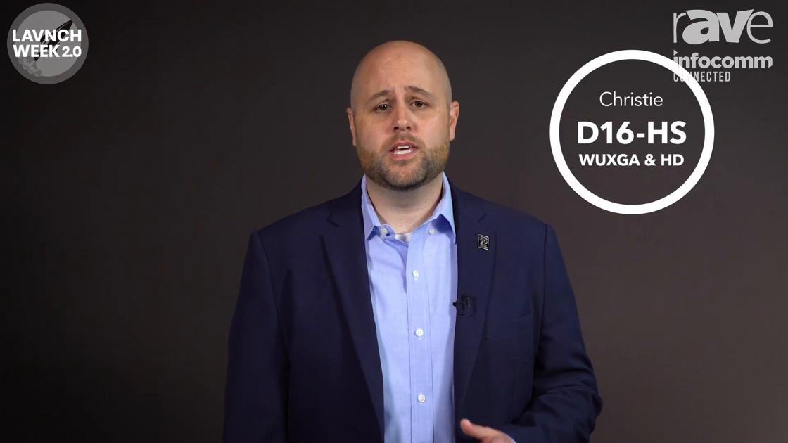 InfoComm 2020: Christie Presents HS Series Projectors