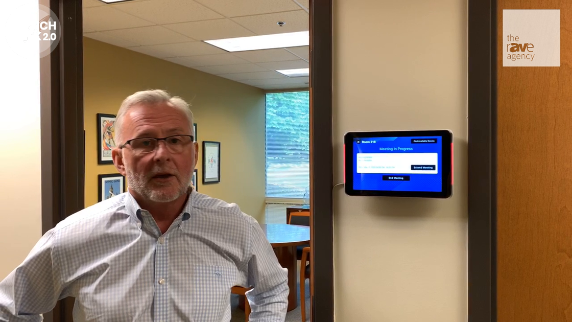 LAVNCH WEEK: Visix Reviews Connect Room Signs v.3.14 Software Update