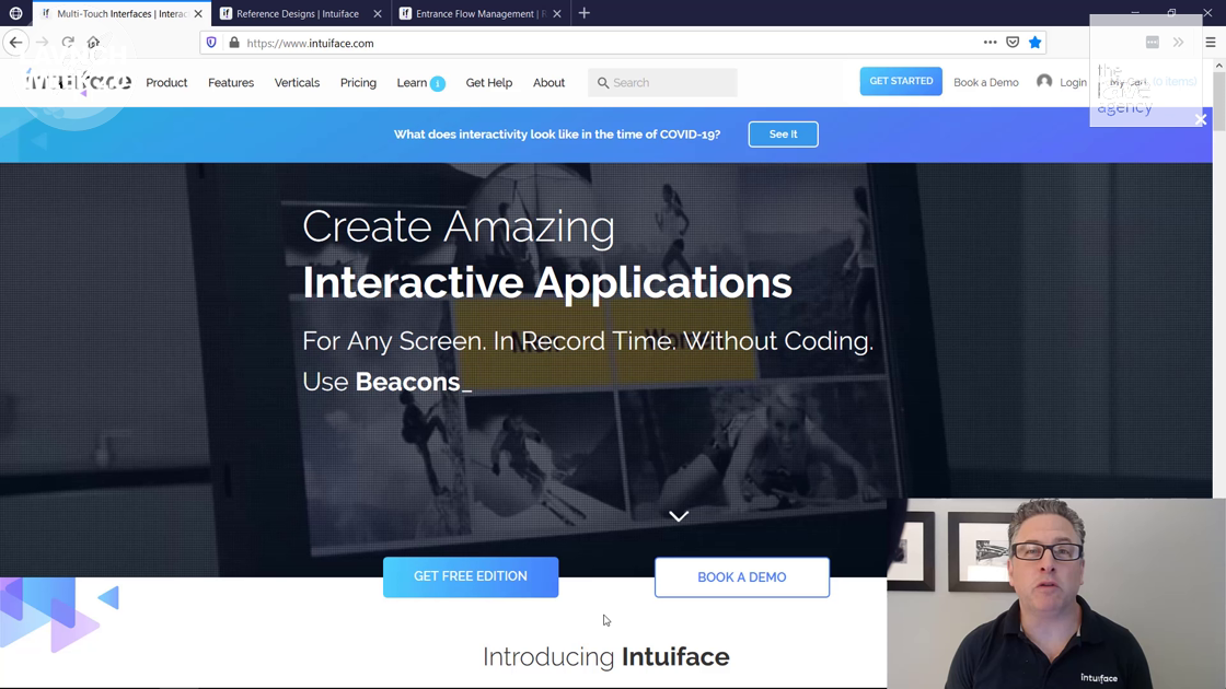 LAVNCH WEEK: Intuiface launches Reference Designs, DIY frameworks for key interactive scenarios