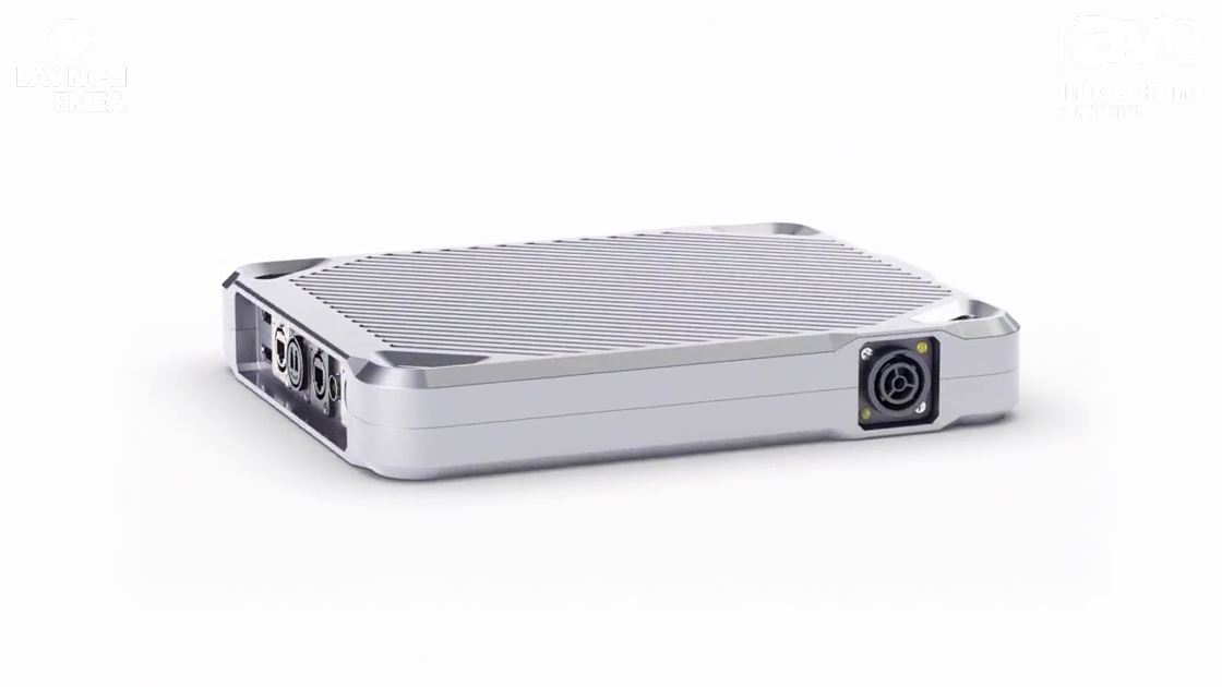 LAVNCH EMEA: EMEA PureLink IPAV PRO- SDVoE HDMI & DisplayPort over IP in a Rugged Aluminium Chassis
