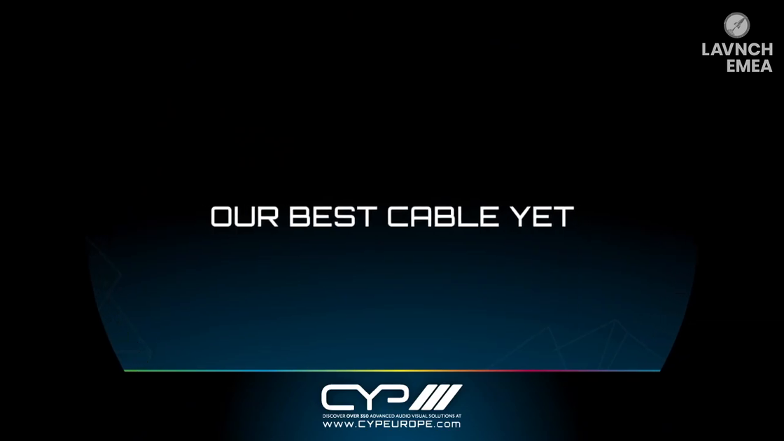 LAVNCH EMEA: CYP's HDMI-AOC-20M 20m Fiber AOC HDMI Cable, 18Gbps 6G 4KHDR HDR10+Dolby Vision