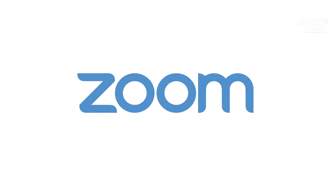 LAVNCH EMEA: The Story of Zoom