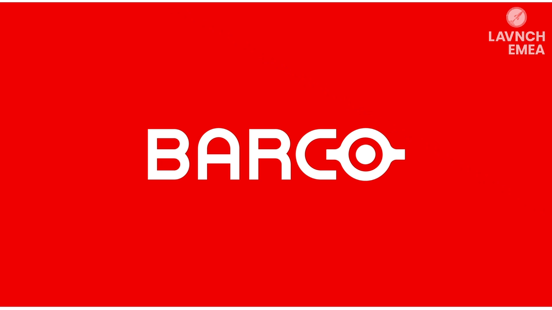 LAVNCH EMEA: Barco – In Search of the Perfect Meeting