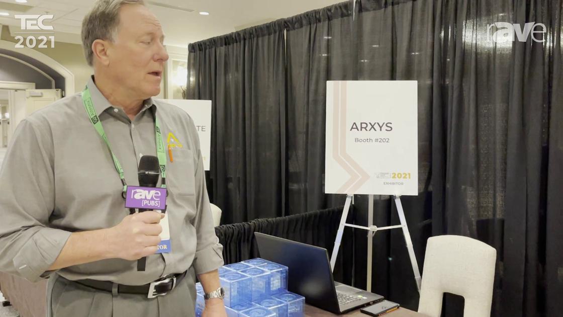 TEC 2021: ARXYS Presets R12E Enterprise 2U Form Factor, Rack-mounted Network Video Recorder (NVR)