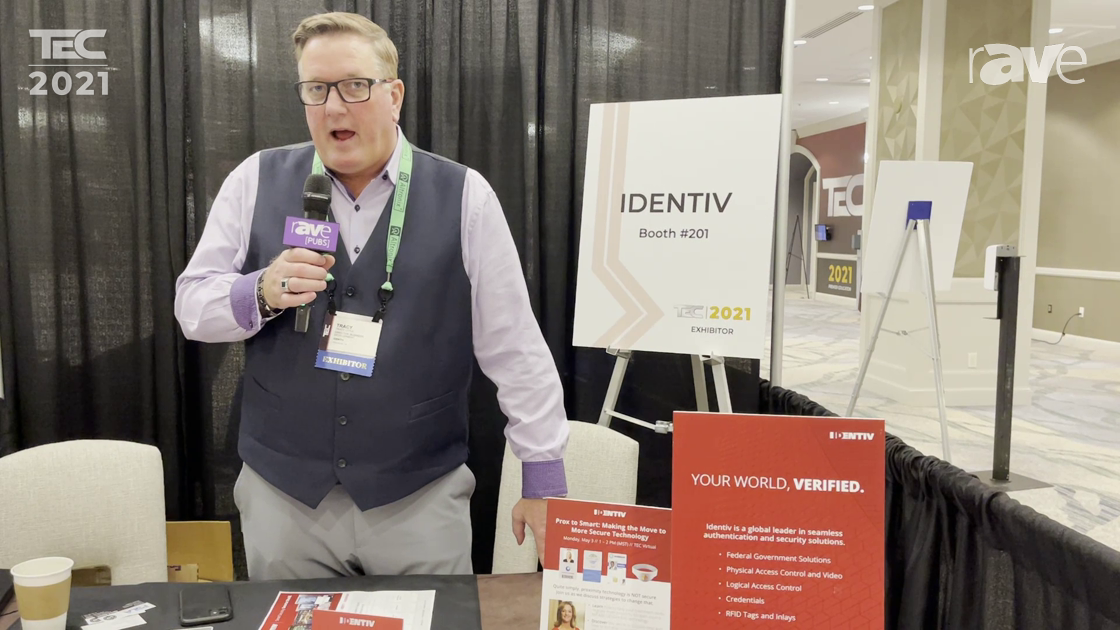 TEC 2021: Identiv Talks About Its Video Management Systems Including New Velocity Vision Solution