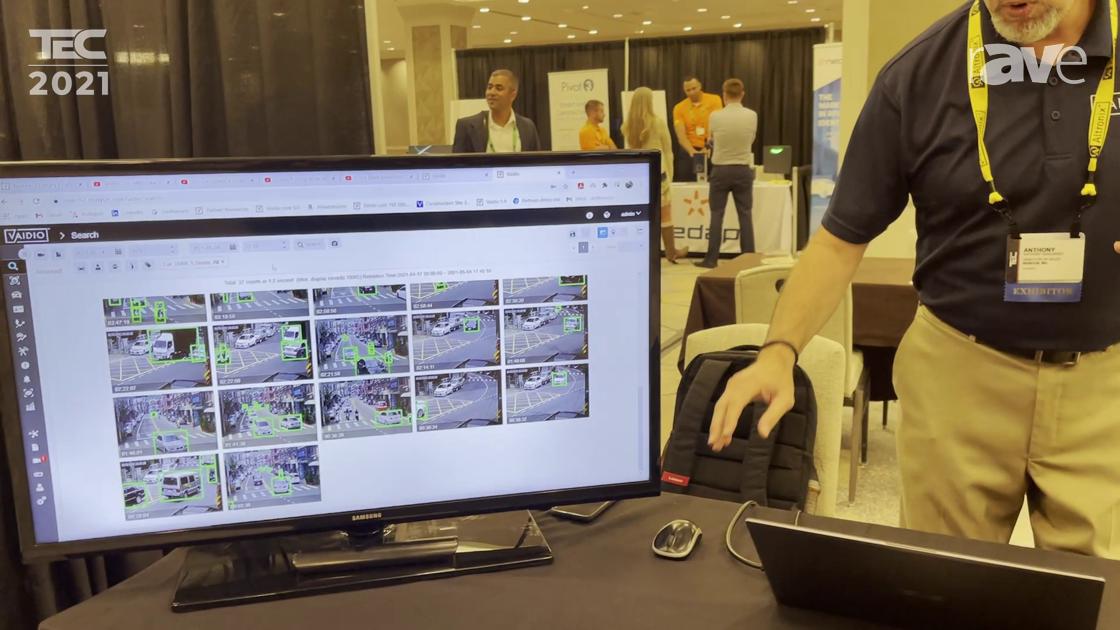 TEC 2021: IronYun Presents Vaidio AI-Enabled Video Analytics for Enhanced Security Monitoring