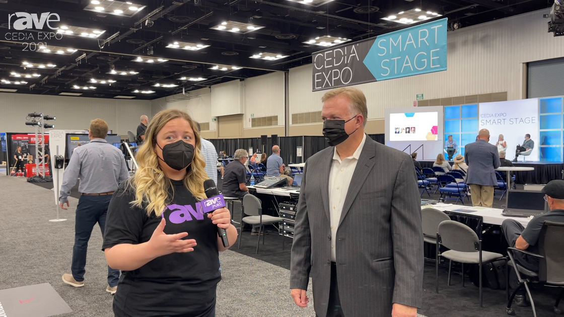 CEDIA Expo 2021: Steph Beckett and Jason McGraw Talk Residential, the Growing Outdoor Market & More