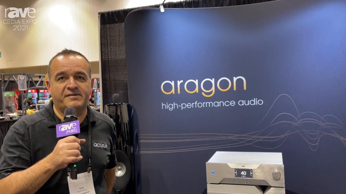 CEDIA Expo 2021: Aragon Debuts Titanium Dual-Monoblock Amplifier and Tungsten Preamplifier