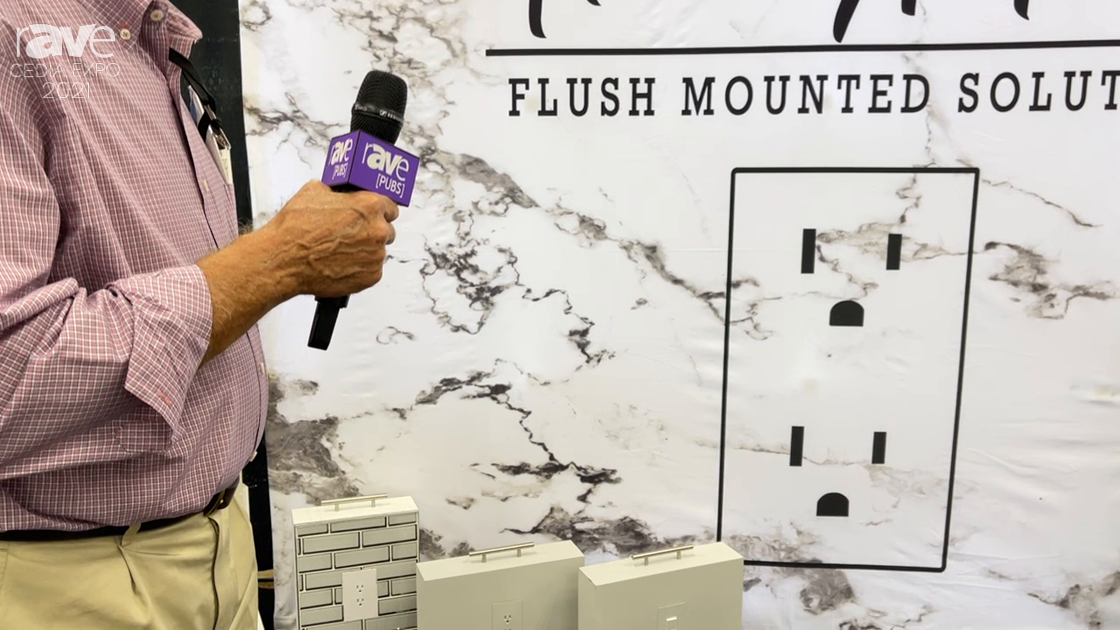 CEDIA Expo 2021: Hide-A-Trim Talks Flush Mounted Switch and Outlet Plates for Sleek Home Design