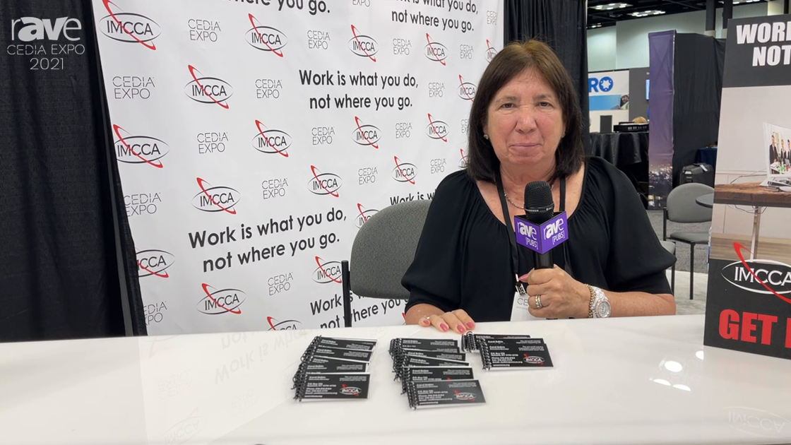 CEDIA Expo 2021: IMCCA Talks Change in the Workplace and Realistic Work from Home Solutions