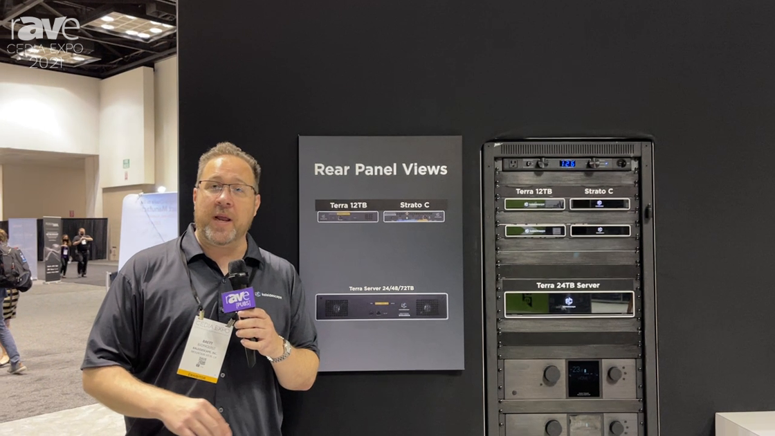 CEDIA Expo 2021: Kaleidescape Launches Terra 72 and 12 Movie Servers for Media Downloads and Storage