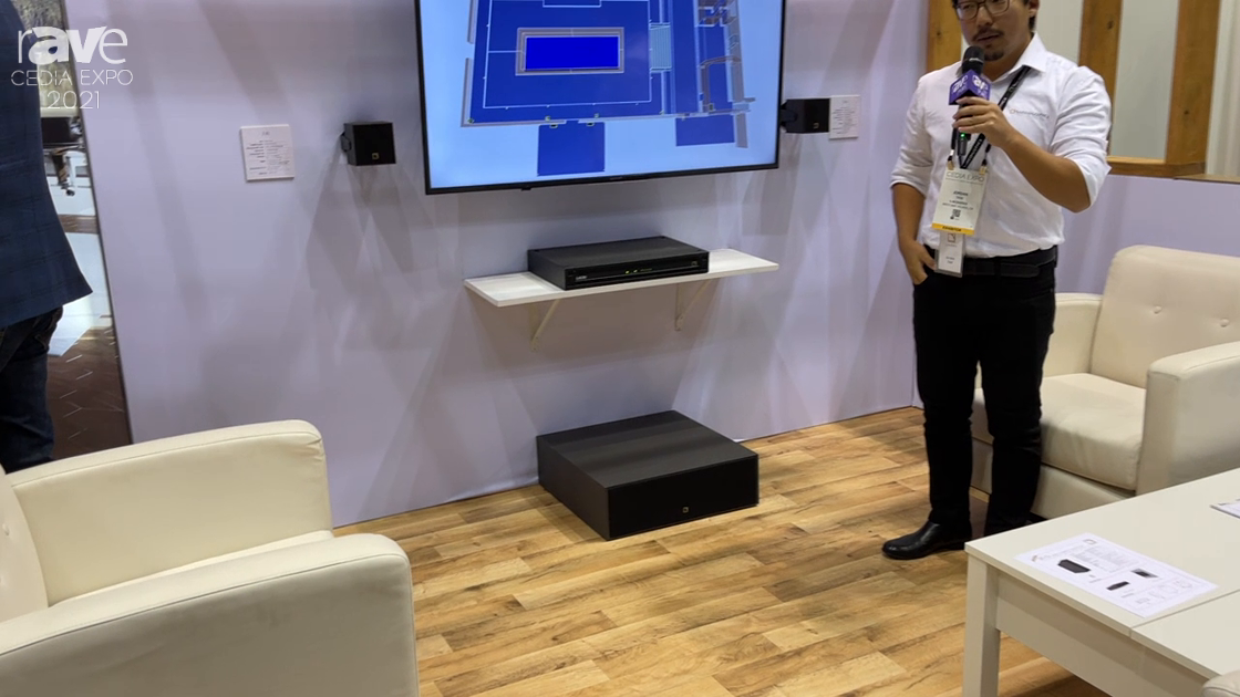 CEDIA Expo 2021: L-Acoustics Showcases SB10i Ultra-Compact Subwoofer for Versatile Residential Use