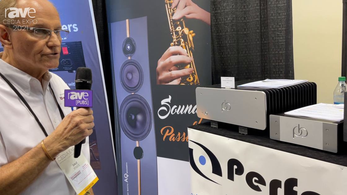 CEDIA Expo 2021: Perfect Bit Talks Open Architecture PC-Based Media Servers for High Res Audio