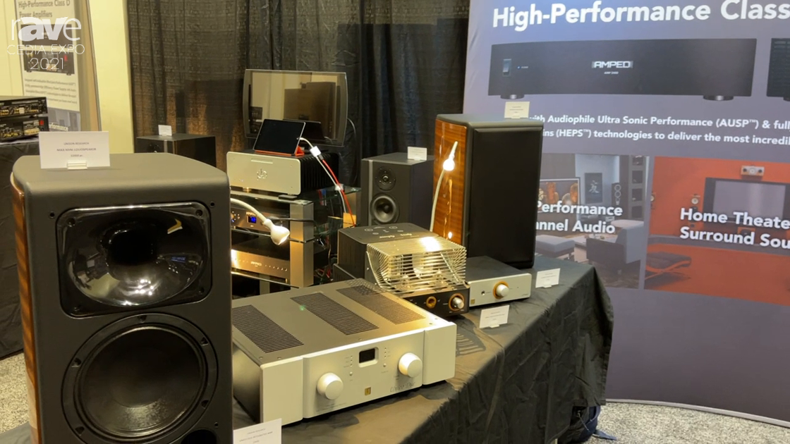 CEDIA Expo 2021: Unison Research Debuts Hand-Built Speakers Made with Quality Natural Materials