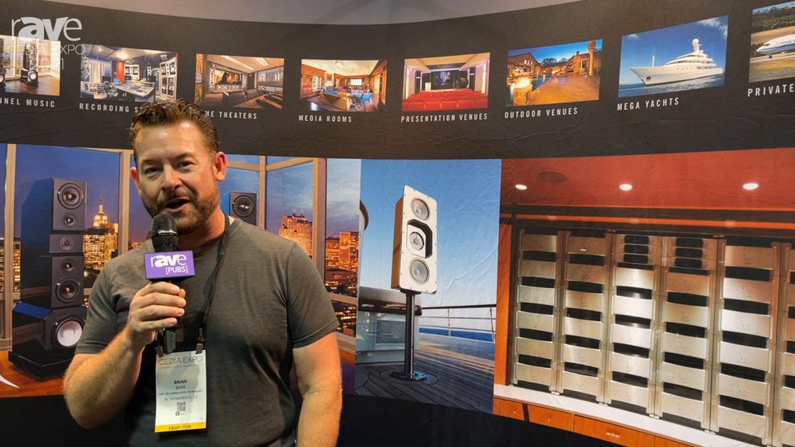 CEDIA Expo 2021: California Audio Technology Showcases Custom Sound Bars and Subwoofers