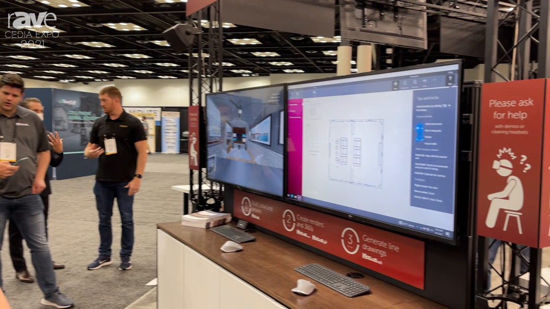 CEDIA Expo 2021: Modus VR Shows Modus Photo and Modus Docks Applications for Project Finalization