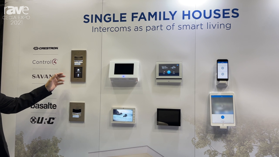 CEDIA Expo 2021: 2N Details Intercoms and Answering Stations for Single-Family Houses