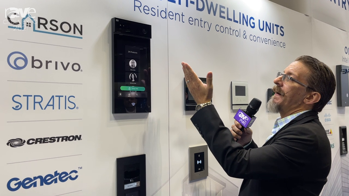 CEDIA Expo 2021: 2N Showcases Front Door and Access Control Solutions for Multi-Dwelling Units