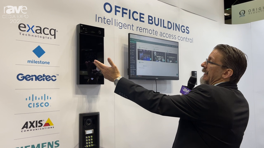 CEDIA Expo 2021: 2N Talks About Solutions for Office Building Intelligent Remote Access Control