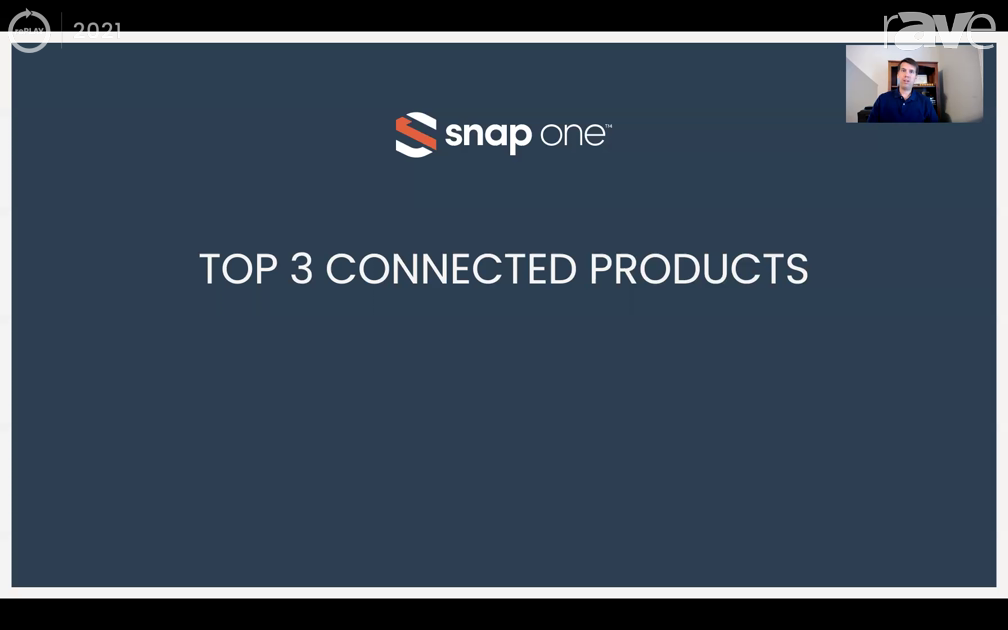 rePLAY 2021: Snap One Top 3 Connected Products
