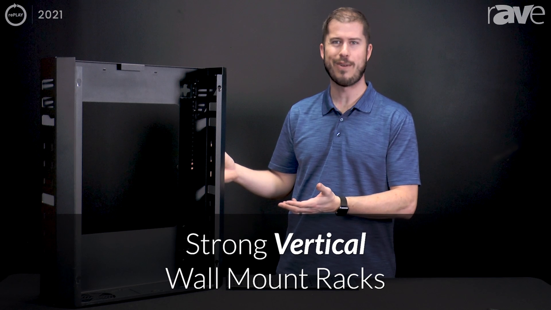 InfoComm 2021: Snap One Shows Strong Vertical Wall Mount Rack