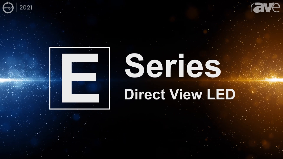 rePLAY 2021: Sharp/NEC Featured the E series LED