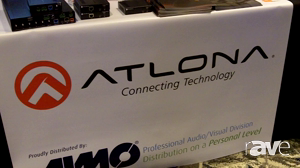 E4 AV Tour: Atlona Features 4K AT-UHD-SW-510W Hybrid Wired and Wireless Solution for BYOD