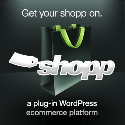 Shopp plugin ecommerce for WordPress